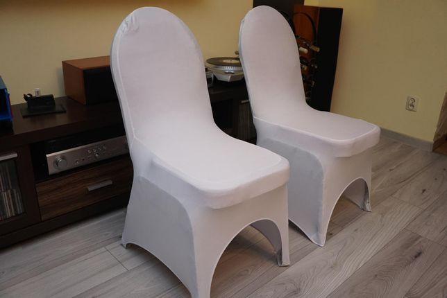 Pokrowiec na krzesło krzesła komunia stół okrągły obrus wynajem