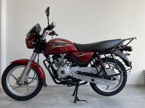 Bajaj Boxer BM 150 новый, в наличии, рассрочка, кредит