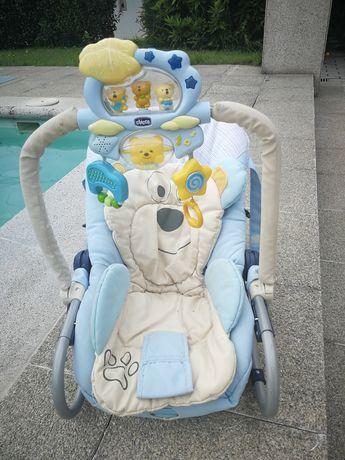 Cadeira espreguicadeira bebe
