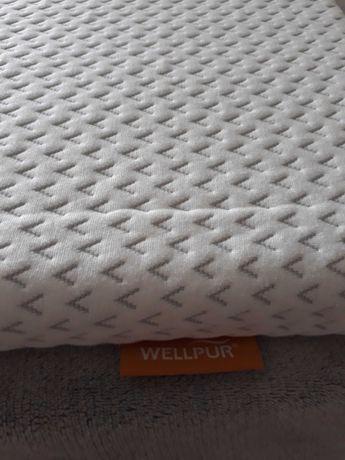 Materac nawierzchniowy z pianki termo 120x200x4,5 na wersalkę, łóżko