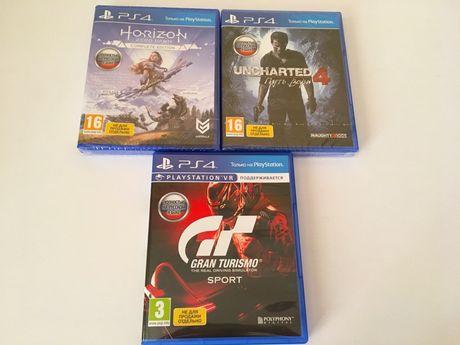 Игры на PlayStation 4 (PS 4). Состояние новое!