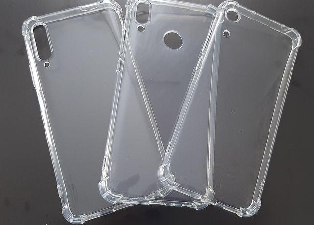 Прозорий чехол на Huawei Y5 , Y6, Y6s, Y7, Y9, P Smart, P Smart Pro