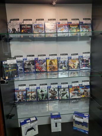 Игры, диски на playstation 4 , playstation 5 , обмен, покупка, продажа