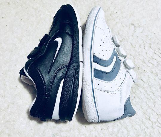 Кроссовки кожаные Geox Nike Clarks 25 размер,  Converse 26, 28 ,5 р