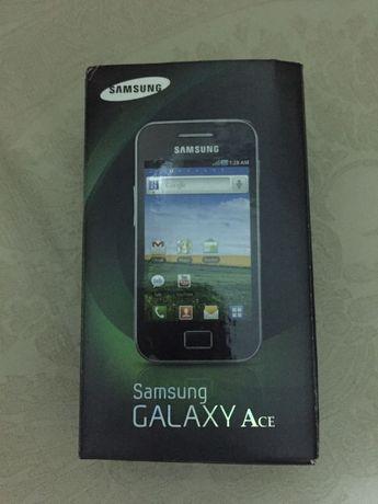 Caixa de Samsung Ace