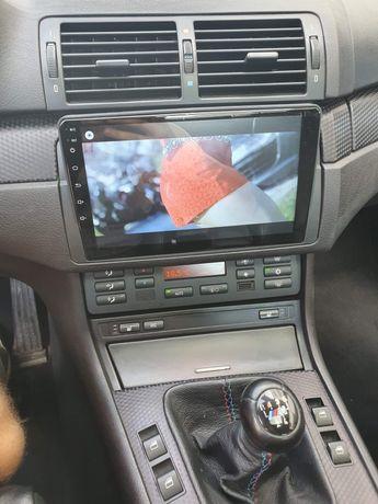 Radio Bmw E46 9 cali, android