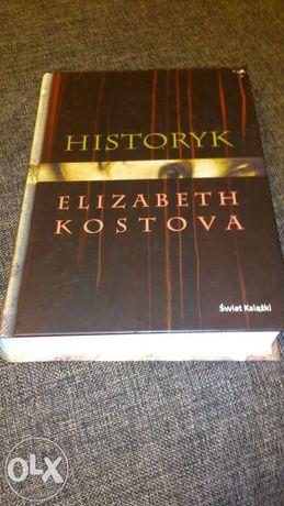 Historyk Elizabeth Kostowa