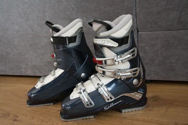 Buty narciarskie Salomon Irony MG 27,5 Jak NOWE!