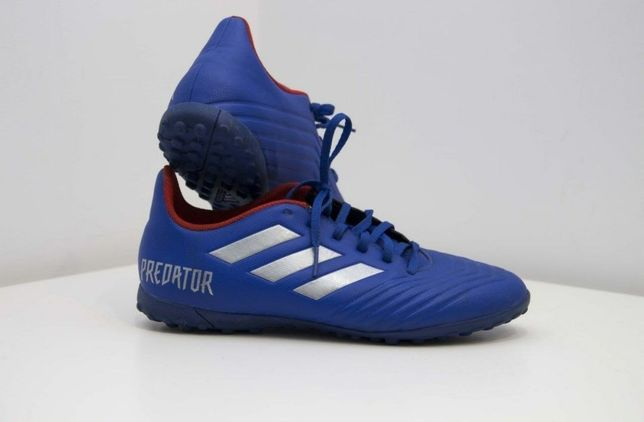 Sapatilhas Futsal/Sintético Adidas Predator, Tamanho 42