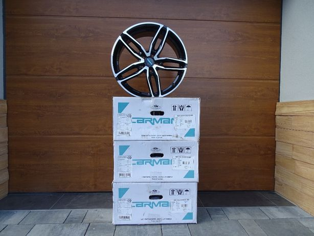 FELGI CARMANI R19 5x114,3 CITROEN Lexus Mazda Kia