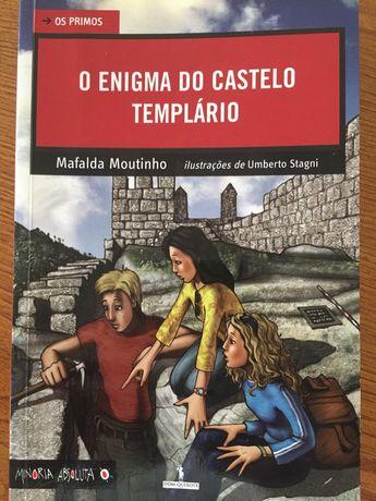 O Enigma do Castelo Templário - Coleção Os Primos