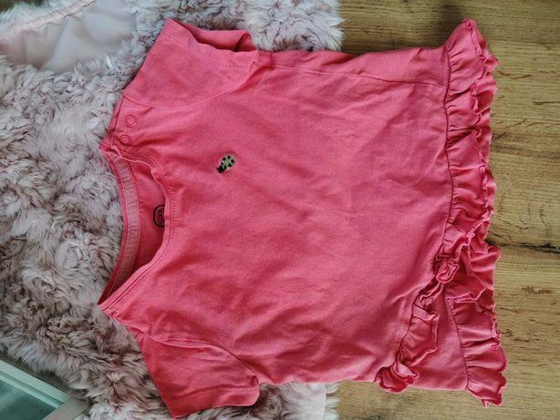 Bluzka, t-shirt Cool Club 80,  plus leginsy spodnie