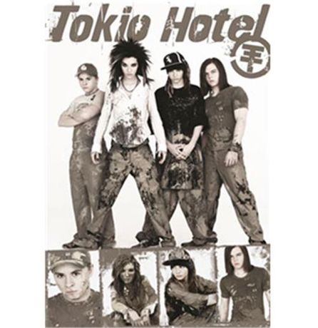 Poster tokio hotel fnac