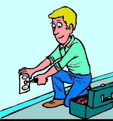 Elektryk - Usługi dom mieszkanie budowa remont