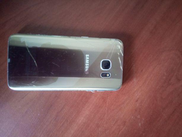 Samsung s7 edge на запчасти.