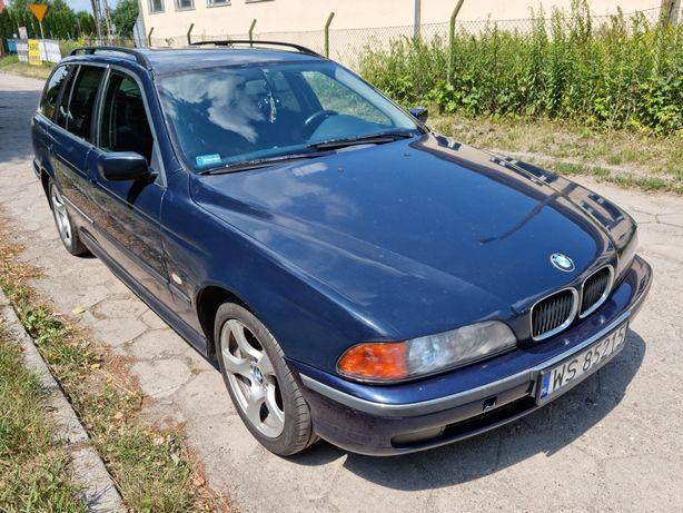 Czesci BMW E39 2.0 Benzyna 1998r.