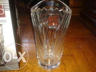 Jarra em vidro de Cristal