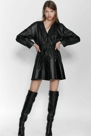 Платье Zara Зара пиджак