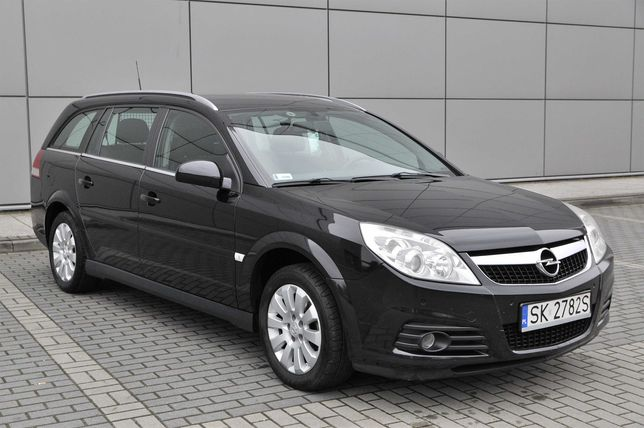 Opel Vectra C Kombi