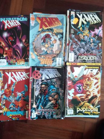 Livros Marvel, variados