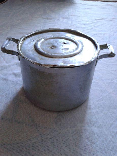 Алюминиева каструля СССР 8 л (пропонуйте нову як на фото)