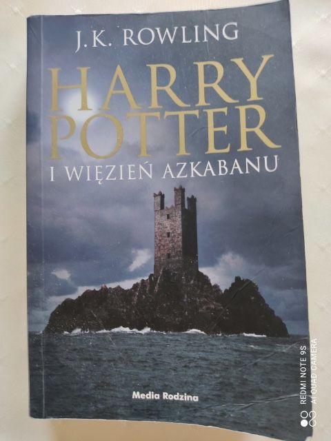 Harry Potter i więzień Azkabanu Drwalew - image 1