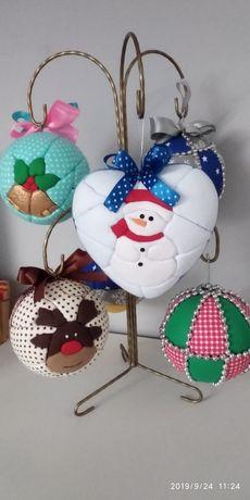 Bombki choinkowe ozdoby świąteczne