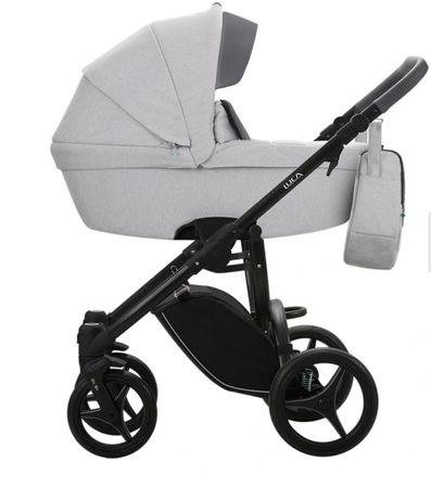 Wózek bebetto Luca Vero 2w1 lub  3w1