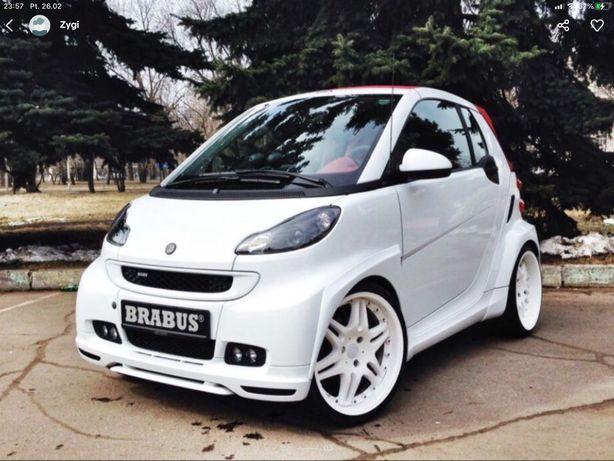 "Kola 18"" Smart Ultimate Brabus"