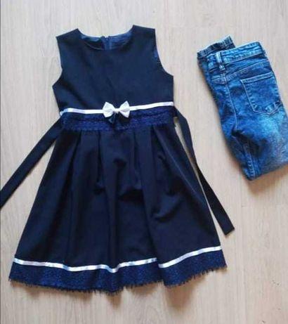 Sukienka galowa dla dziewczynki