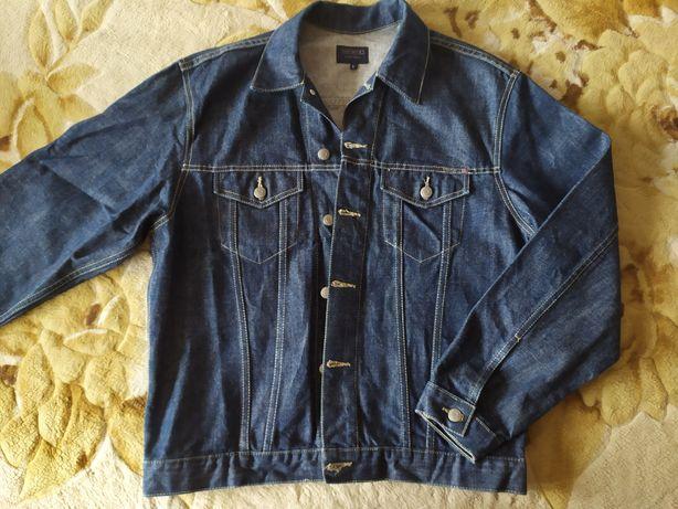 Kurtka bluza dżinsowa jeansowa roz L