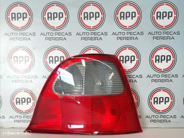 Farolim traseiro direito Rover 200, 25, Mg ZR, original completo.