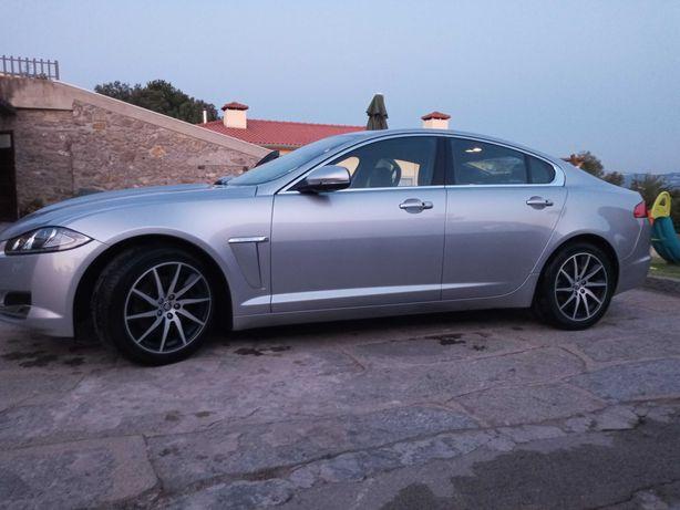 Jaguar XF 2.2D 2012
