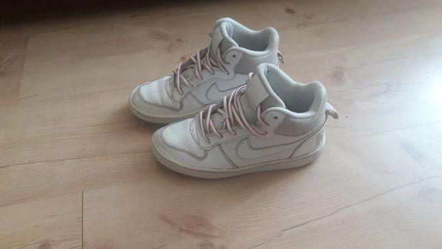 Nike białe za kostkę rozmiar 36