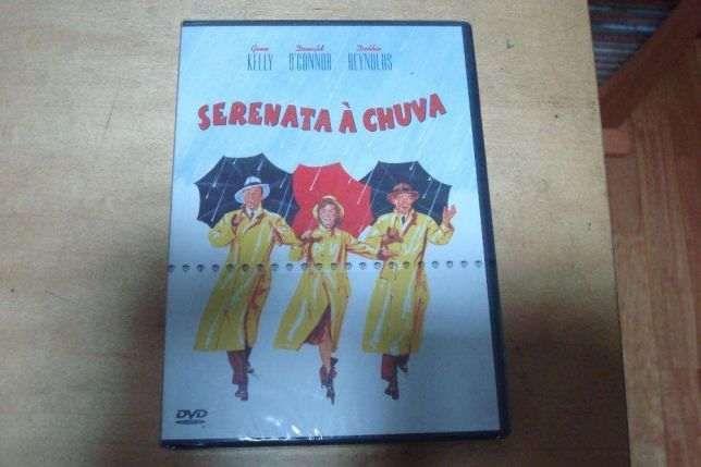dvd original serenata a chuva novo e selado duas ediçoes
