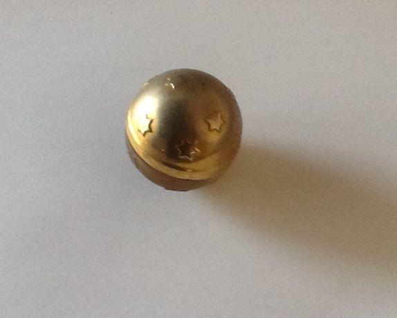 Miniaturas perfume raras e Magie de Lancôme com tampa em ouro