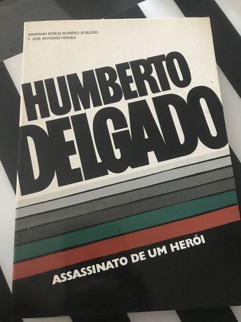 Livro Hukberto Delgado