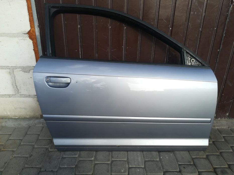 Drzwi przednie lewe prawe Audi A3 8P 3 Drzwi LY7H Skarszewy - image 1