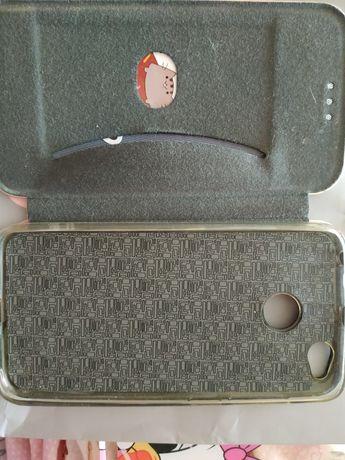 Чехол книжка на телефон модель Redmi Note 5.