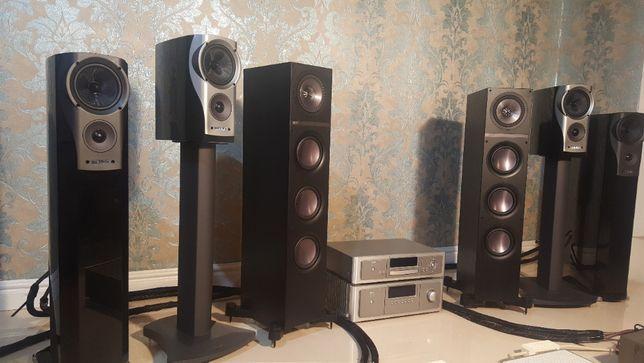 акустика KEF Q XQ Reference (Bowers Wilkins Dali Dynaudio Focal JBL)