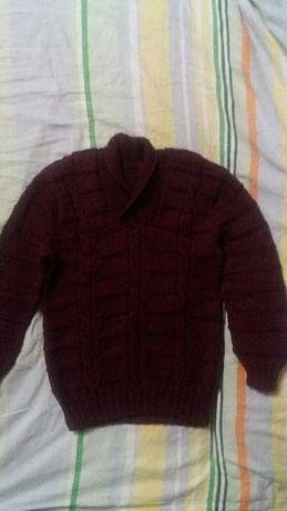свитер/джемпер/рубашка-обманка/водолазка