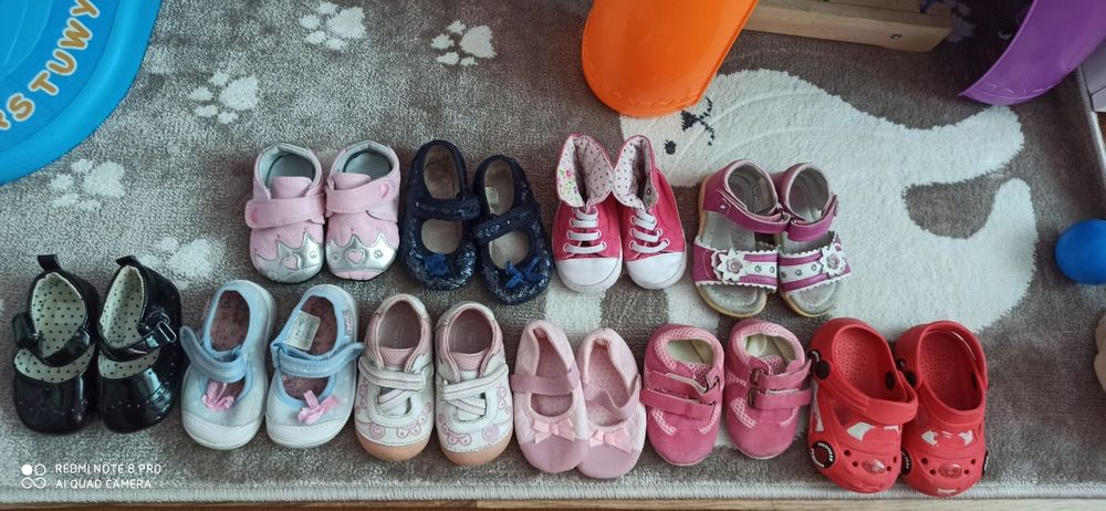 Sprzedam buciki dla dziewczynek Wyszków - image 1