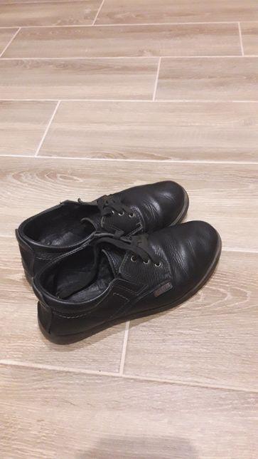 Кожаные туфли Braxton для мальчика