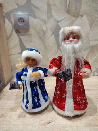 Продам Деда Мороза и Снегурочку