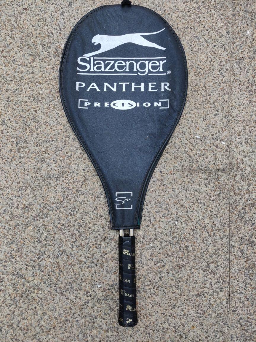 Raquete tênis Slazenger como nova