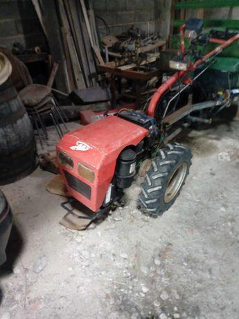 Vendo motocultivador lombardini400 14cv