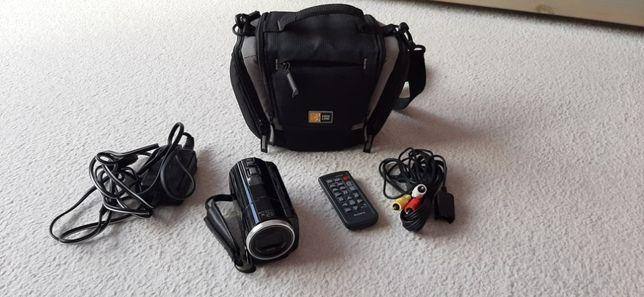 Kamera Sony HDR-PJ10E z projektorem