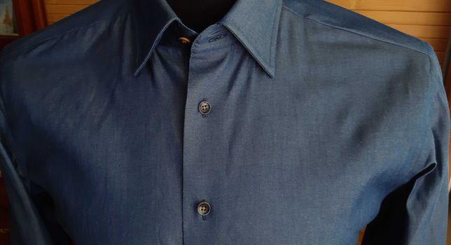 мужская рубашка CAVALLARO NAPOLI 16/41