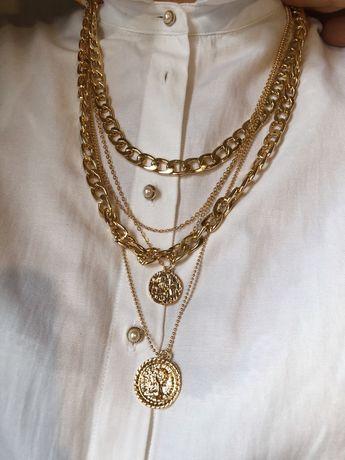 Многослойное Ожерелье-чокер