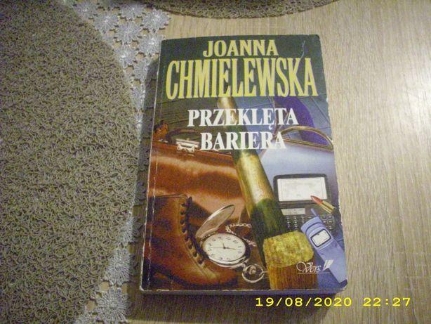Przeklęta bariera - Chmielewska /k